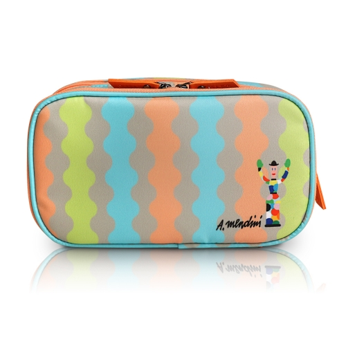 ALESSANDRO MENDINI MAKE UP POUCH WAVE